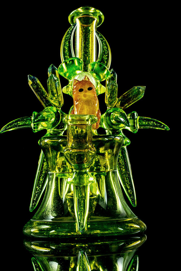 Lasercat Shrine